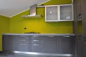 Alcune cucine BERLONI in fase di realizzazione 2011